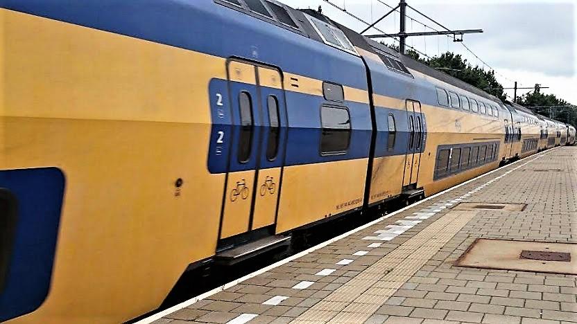 Dutchie-DenBosch-Trein